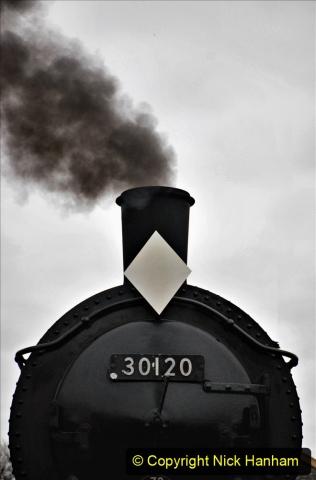 2019-12-28 SR Winter Warm Up Steam & Diesel. (85) 085