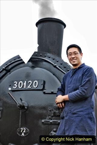 2019-12-28 SR Winter Warm Up Steam & Diesel. (87) 087