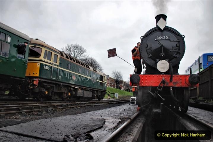 2019-12-28 SR Winter Warm Up Steam & Diesel. (93) 093