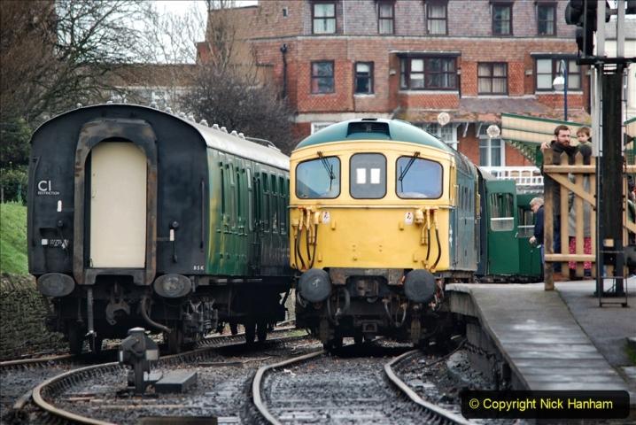 2019-12-28 SR Winter Warm Up Steam & Diesel. (98) 098
