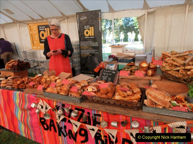 2019-09-14 Sturminster Newton (Dorset) Cheese Festival.  (11) 011