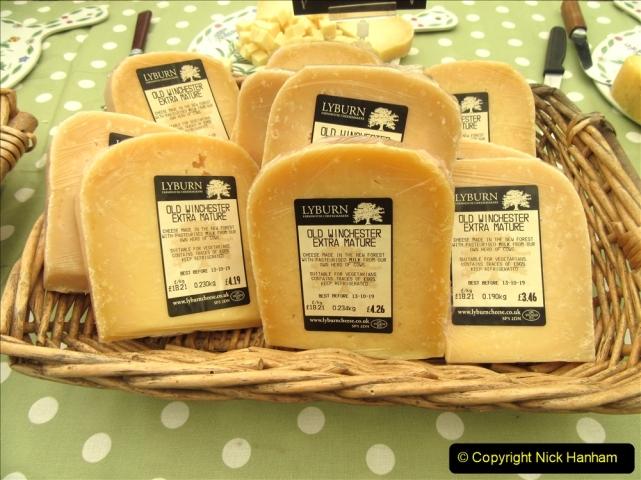 2019-09-14 Sturminster Newton (Dorset) Cheese Festival.  (18) 018