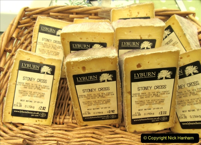 2019-09-14 Sturminster Newton (Dorset) Cheese Festival.  (19) 019