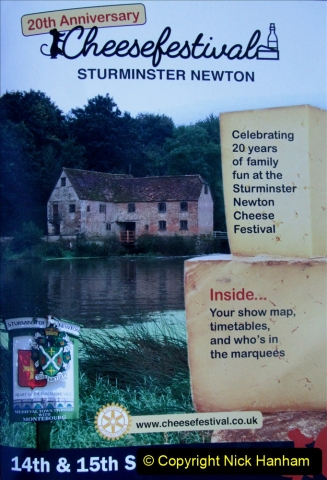 2019-09-14 Sturminster Newton (Dorset) Cheese Festival.  (2) 002