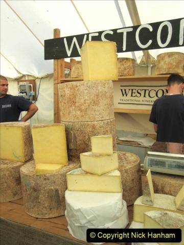 2019-09-14 Sturminster Newton (Dorset) Cheese Festival.  (54) 054