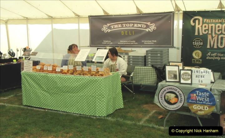 2019-09-14 Sturminster Newton (Dorset) Cheese Festival.  (59) 059