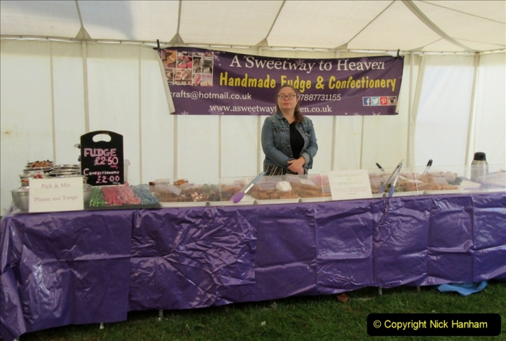 2019-09-14 Sturminster Newton (Dorset) Cheese Festival.  (60) 060