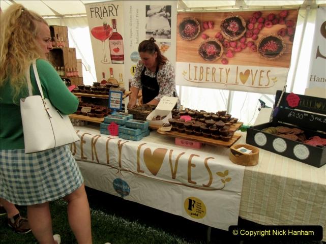 2019-09-14 Sturminster Newton (Dorset) Cheese Festival.  (63) 063