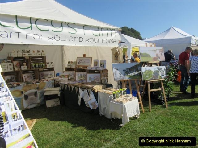 2019-09-14 Sturminster Newton (Dorset) Cheese Festival.  (77) 077