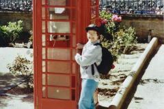 Telephone Boxes Overseas 2019