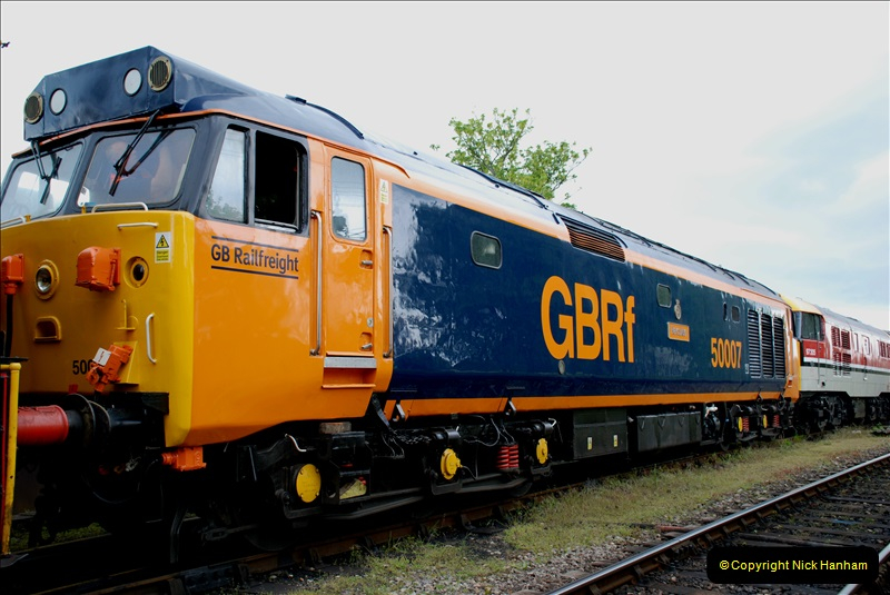 2019-05-09 The day before the Diesel Gala. (2)