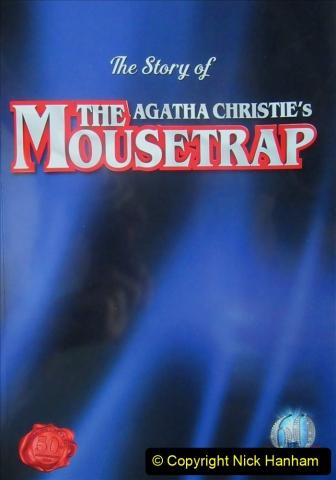 2019-08-07 The Mousetrap at Bournemouth Pavillion Theatre. (18) The 2019 tour. 018