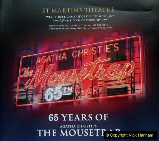2019-08-07 The Mousetrap at Bournemouth Pavillion Theatre. (19) The 2019 tour. 018