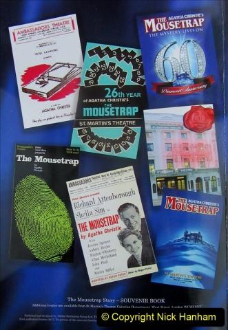 2019-08-07 The Mousetrap at Bournemouth Pavillion Theatre. (23) The 2019 tour. 018