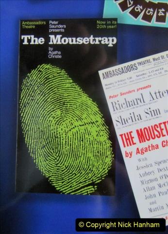 2019-08-07 The Mousetrap at Bournemouth Pavillion Theatre. (24) The 2019 tour. 018