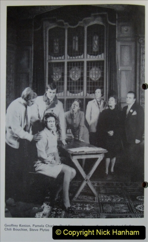 2019-08-07 The Mousetrap at Bournemouth Pavillion Theatre. (29) Your Host and Wife saw The Mousetrap at the Ambassadors Theatre in London in 1972. 026