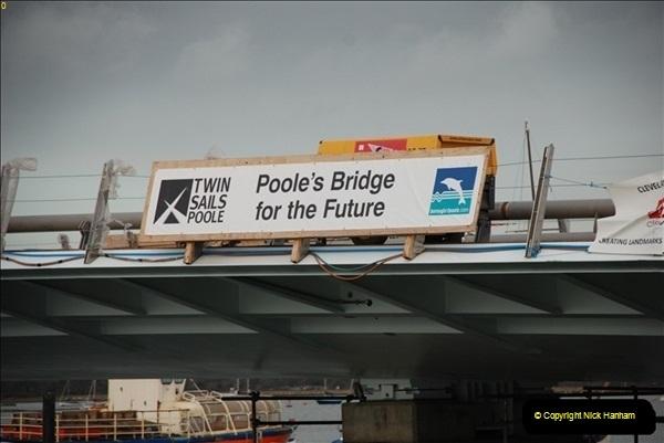 2011-12-04 Poole Twin Sails Bridge.  (7)045