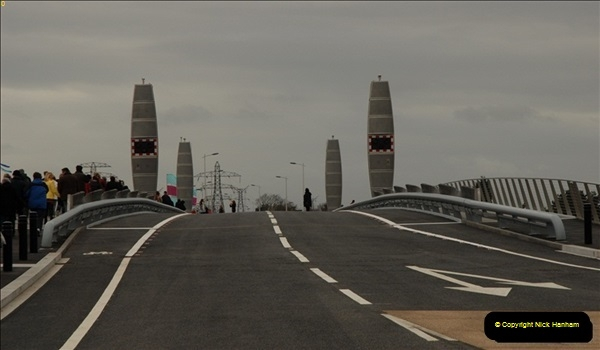 2012-03-09 The Grand Opening of the Poole Twin Sails Bridge.  (1)183
