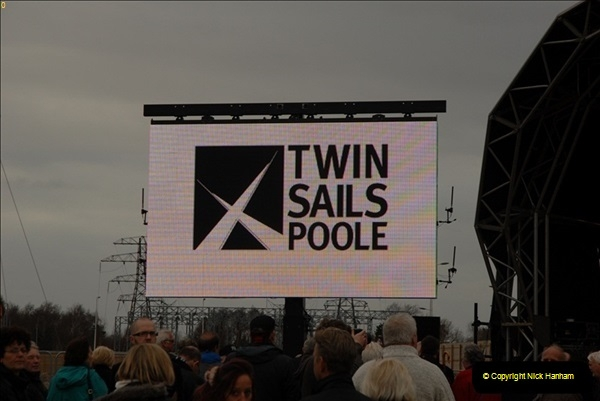 2012-03-09 The Grand Opening of the Poole Twin Sails Bridge.  (8)190