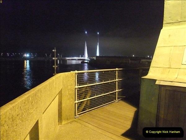 2012-03-10 Poole High Street & Quay Twin Sails Bridge Celebrations. (Displays etc).   (22)294