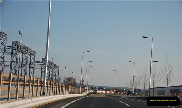 2012-04-06 Travelling over Poole Twin Sales New Bridge & the Old Bridge.  (5)303