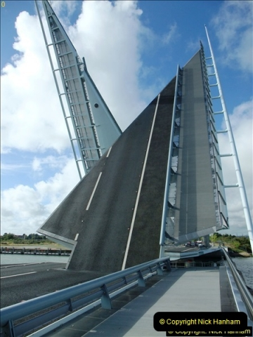 2013-10-04 Poole Twin Sails Bridge, Poole, Dorset.  (5)338