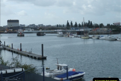 2011-09-22 Poole Twin Sails Bridge progress. (1)030