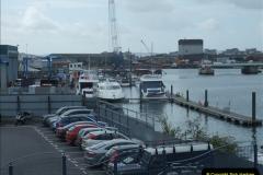 2011-09-22 Poole Twin Sails Bridge progress. (2)031