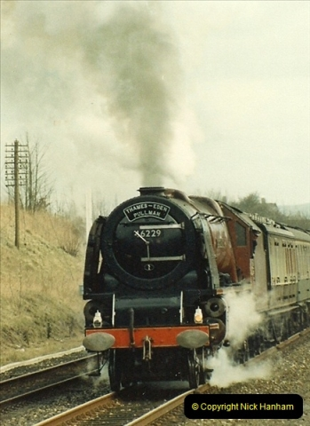 1983-03-26 Settle & Carlisle Trip.  (20)041
