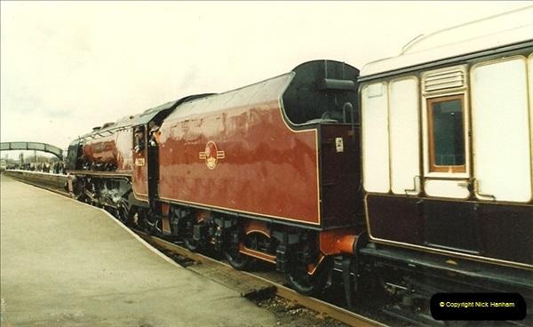 1983-03-26 Settle & Carlisle Trip.  (23)044