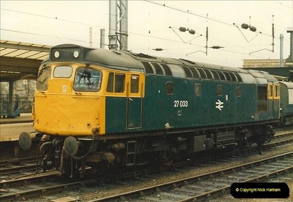 1983-03-26 Settle & Carlisle Trip. (25)046