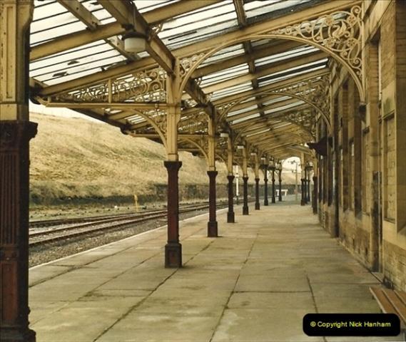 1983-03-26 Settle & Carlisle Trip.  (4)025