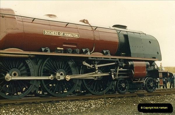 1983-03-26 Settle & Carlisle Trip.  (7)028