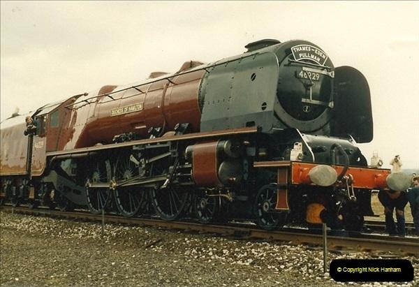 1983-03-26 Settle & Carlisle Trip.  (9)030