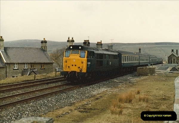 1983-03-27 to 01-04. On the Settlke & carlisle.  (17)064