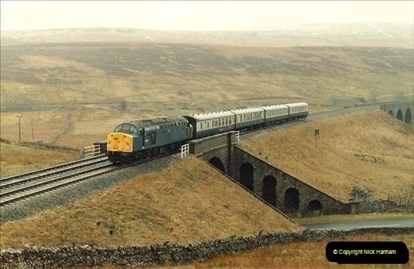 1983-03-27 to 01-04. On the Settlke & carlisle.  (19)066