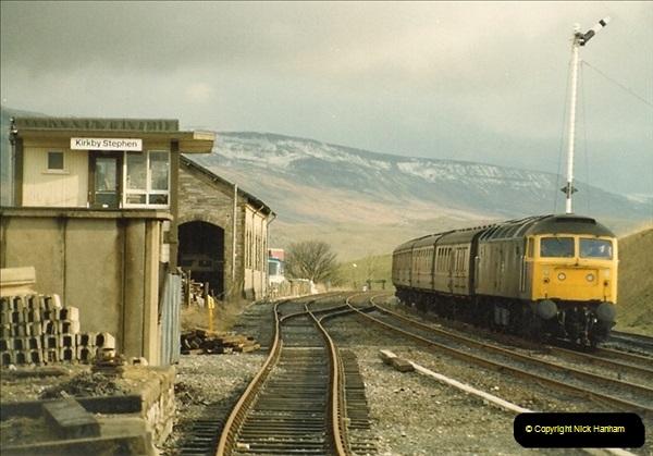 1983-03-27 to 01-04. On the Settlke & carlisle.  (38)085