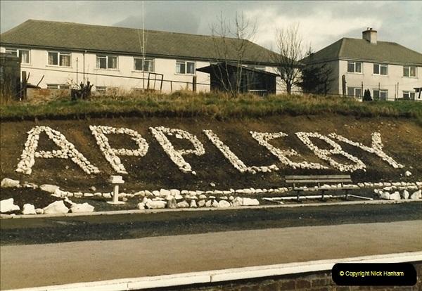 1983-03-27 to 01-04. On the Settlke & carlisle.  (42)089