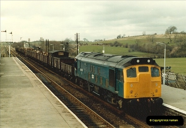 1983-03-27 to 01-04. On the Settlke & carlisle.  (51)098