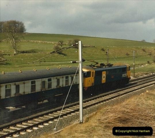 1983-03-30 Shap Summit, Cumbria.   (2)107