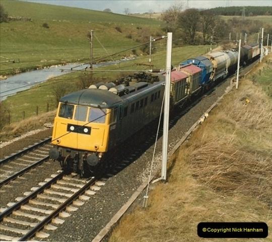 1983-03-30 Shap Summit, Cumbria.   (3)108