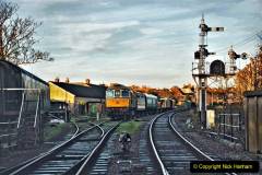 The SR no running day Swanage to Wareham