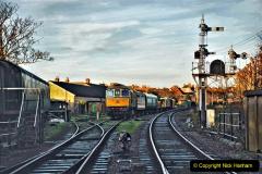2019-11-28 The SR no running day Swanage to Wareham. (1) 001