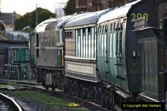 2019-11-28 The SR no running day Swanage to Wareham. (14) 014