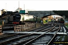 2019-11-28 The SR no running day Swanage to Wareham. (19) 019