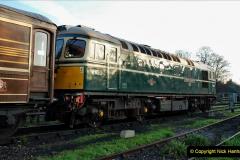 2019-11-28 The SR no running day Swanage to Wareham. (3) 003