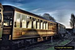 2019-11-28 The SR no running day Swanage to Wareham. (4) 004