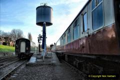 2019-11-28 The SR no running day Swanage to Wareham. (58) 058