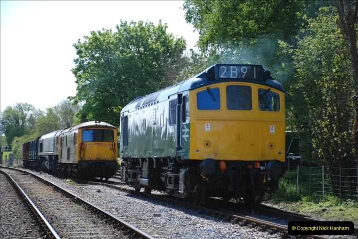 2019-05-10 Swanage Railway Spring Diesel Gala. (100)