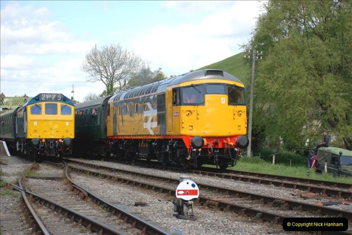 2019-05-10 Swanage Railway Spring Diesel Gala. (102)
